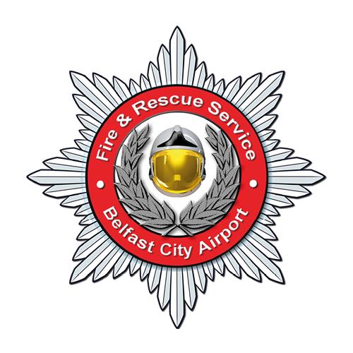 George Best Belfast City Airport Fire Service