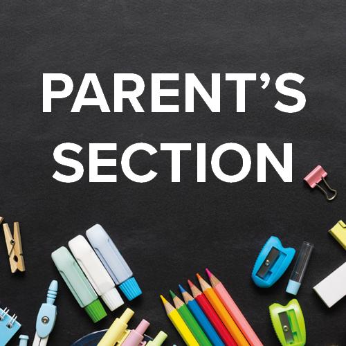 Parent's section