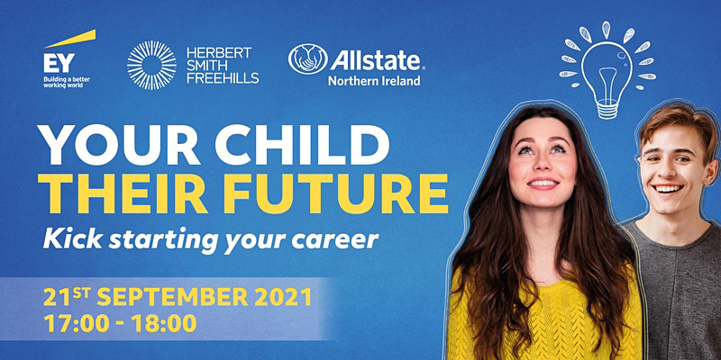 Your Child, Their Future, Kick Start Your Career